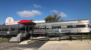 This Train Near Austin Is Actually A Restaurant And You Need To Visit