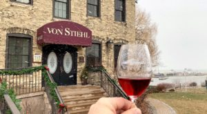 Plan A Trip To Wisconsin's Oldest Winery For An Unforgettable Outing