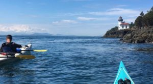 Paddle Into Summer On This Remarkable Kayak Wine Tour In Washington