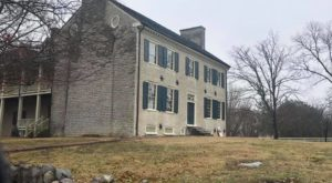 This House Near Nashville Is Among The Most Haunted Places In The Nation