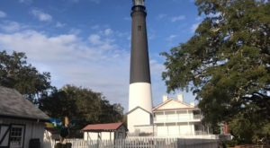 This Ghost Hunt Inside A Haunted Florida Lighthouse Is Not For The Faint Of Heart