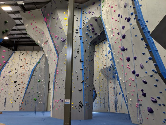 central rock gym is best giant jungle gym in buffalo