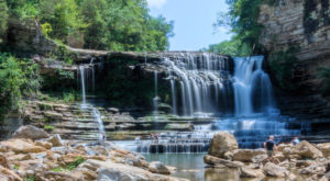 This Easy Breezy Waterfall Hike Near Nashville Is A Must-Do For Nature Lovers
