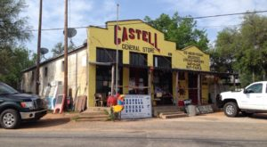 This Ramshackle General Store Near Austin Is Home To Mouthwatering Steaks And BBQ