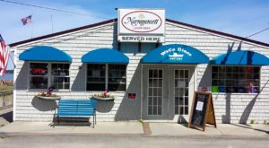 Maine's Very First Diner Has Literally Been Around Forever