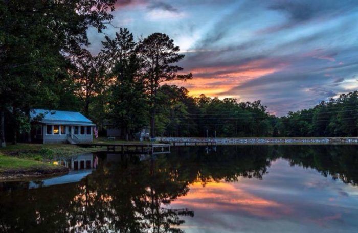 These Are 7 Of The Best Campground Beaches In Mississippi