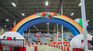 A Real Life Mario Kart Racing Course Is Coming To Pittsburgh And It's Just As Awesome As It Sounds