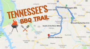 It Doesn't Get Much Better Than This Mouthwatering BBQ Trail Through Tennessee