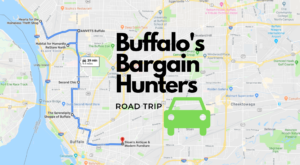 This Bargain Hunters Road Trip Will Take You To The Best Thrift Stores In Buffalo