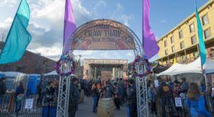 Northern California's New Orleans-Inspired Festival Is A Thigh-Slappin' Good Time