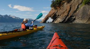 The Sea Kayaking Adventure In Alaska You Just Can't Pass Up