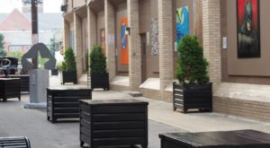 This Outdoor Art Gallery In An Indiana Alley Is The Most Creative Thing You'll See All Spring