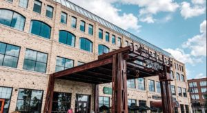 This Award-Winning Industrial-Style Hotel Is Unlike Anyplace You've Ever Stayed In Indiana