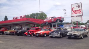 The Old Fashioned Drive-In Restaurant In Illinois That Hasn't Changed In Decades