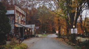 Indiana's Smallest Old Town From 1851 Is Looking For A New Owner