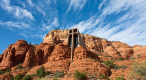 5 Chapels Around The U.S. That Are Located In The Most Unforgettable Settings
