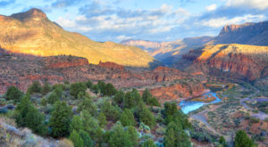 Few People Know Arizona Has A Hidden Second Grand Canyon