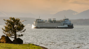 Take These 5 Ferry Boats For An Unbeatable Scenic View