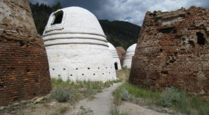 Most People Don't Know About These Strange Ruins Hiding In Montana