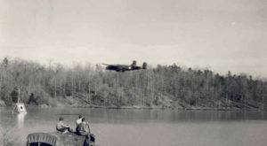 Few People Realize This South Carolina Lake Was Used As A Bomb Training Target During WWII