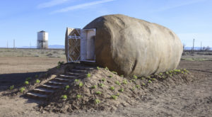 Spend The Night In A Giant Potato In Idaho For An A-Peeling Overnight Experience