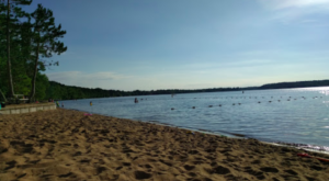 The State Park Beach In Minnesota That Was Named One Of The Best Beaches In North America