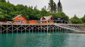 This Tiny Island Restaurant Is One Of Alaska's Best Kept Secrets