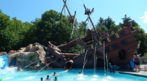 This Pirate-Themed Campground In New Hampshire Makes For A Perfect Family Adventure