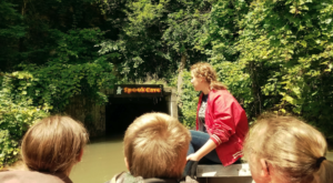 You Can Explore An Iowa Cave By Boat On This Bucket-List Worthy Adventure