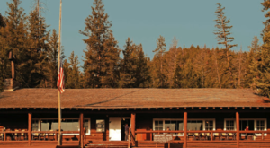 Enjoy An Unforgettable Stay In This Remote And Historic Wyoming Lodge
