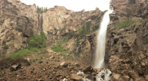 The Hike To This Little-Known Wyoming Waterfall Is Short And Sweet