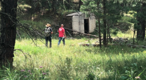There's A Hike In South Dakota That Leads You Straight To An Abandoned Village