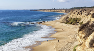 The Magnificent State Park in Southern California With Three Miles of Picturesque Oceanfront To Explore