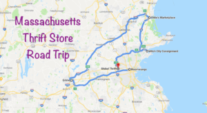 This Bargain Hunters Road Trip Will Take You To The Best Thrift Stores In Massachusetts