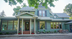 A Serene Getaway Is Waiting For You At This Lakeside Bed And Breakfast In North Dakota
