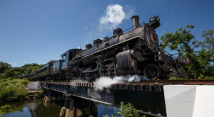Your Whole Family Will Love This Scenic Storybook Train Ride In Connecticut
