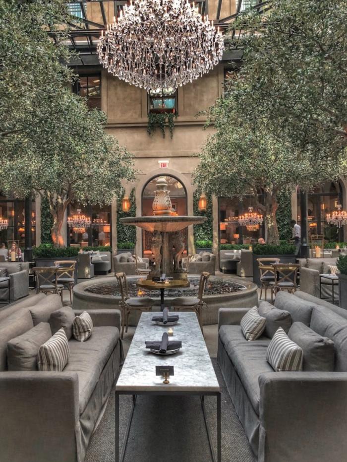 This Nashville Restaurant Is Hiding Inside A Furniture