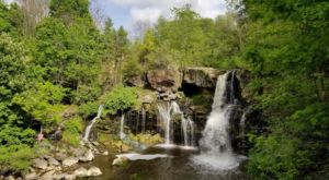 This Easy Breezy Waterfall Hike Near Buffalo Is A Must-Do For Nature Lovers