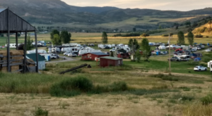 This Family Campground And Fishing Pond In Idaho Is The Perfect Escape From Reality