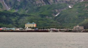 The Beautiful Alaska Town That's Surrounded By Water On 3 Sides
