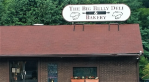 You'll Never Leave Hungry At This Maryland Restaurant With Gigantic Sandwiches