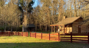 These Rustic Cabins On An Arkansas Farm Are Positively Dreamy
