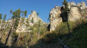 The Secret Garden Hike In South Dakota Will Make You Feel Like You're In A Fairytale