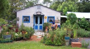 The Enchanting Herb Farm In Florida That Feels Like A Fairy Tale Come To Life