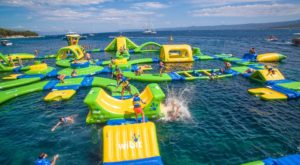 This Giant Inflatable Water Park In Texas Proves There's Still A Kid In All Of Us