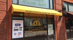 The Gigantic Cheese Store In Wisconsin You'll Want To Visit Over And Over Again