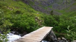 The Gorgeous Spring Hike In Alaska That Leads To A Downed Bomber Plane