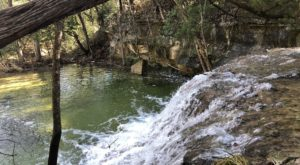 The Hike To This Little-Known Austin Waterfall Is Short And Sweet
