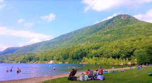 This Vermont Beach And Waterfall Will Be Your New Favorite Paradise