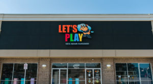 You'll Feel Like A Kid Again At This Indoor Playground In Alabama